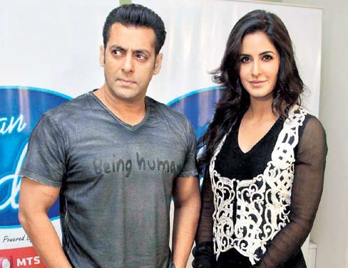 It's always fun working with Salman Khan: Katrina Kaif