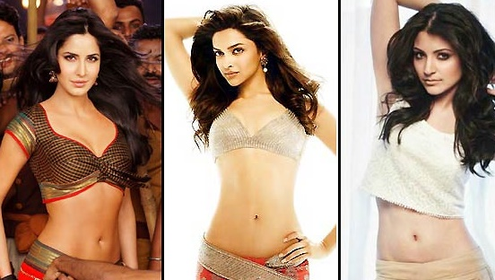 Cat Fight between Katrina Kaif-Anushka Sharma & Deepika Padukone