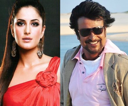 Katrina Kaif Chooses Khans Over Rajinikanth
