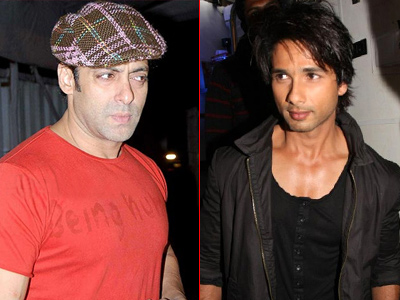 No One Can Replace Salman Khan – Shahid Kapoor