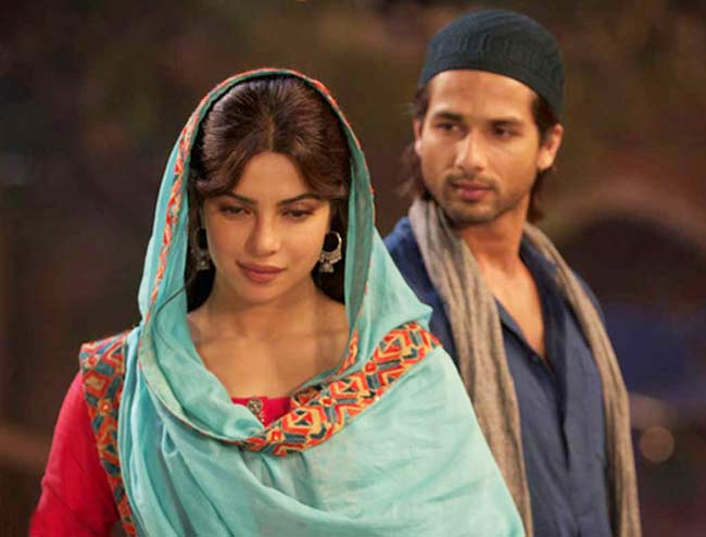 Qawwali with Shahid Kapoor and Priyanka Chopra