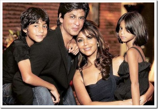 Shahrukh Khan's Family Nighout