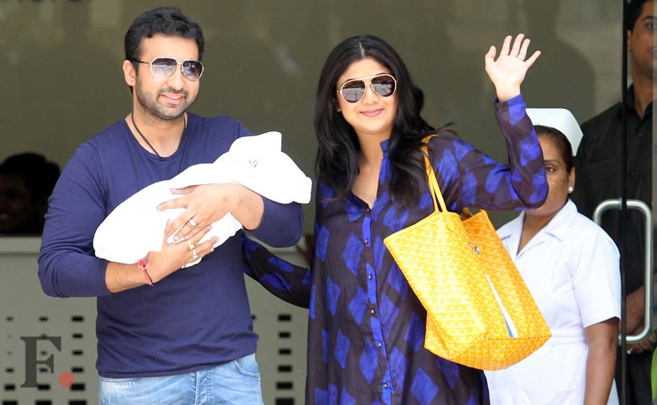 It's Time For Shilpa Shetty's Baby Shower