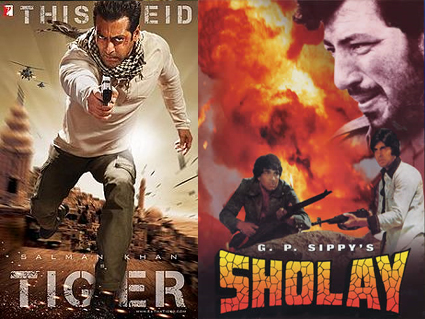 Sholay to be  Delayed due to Ek Tha Tiger