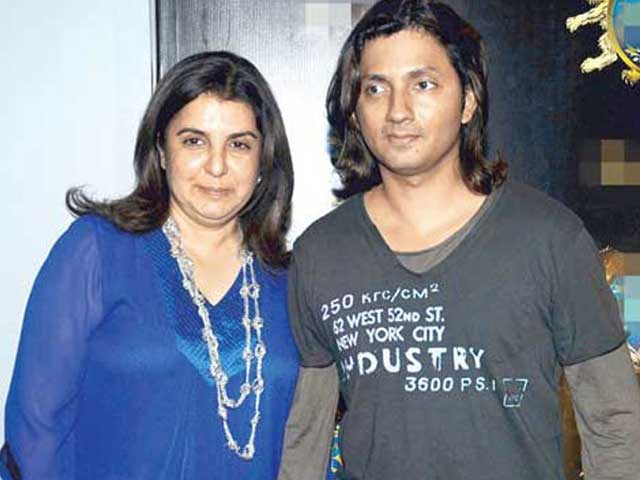 Shirish Kunder Supported me to do the Movie – Farah Khan