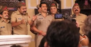 Video : Blast On Salman Khan's Dabangg 2 Movie Sets