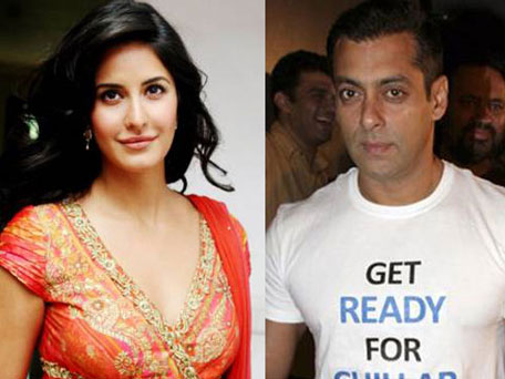 Salman Khan– Katrina Kaif Still Happy Together