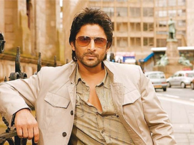 Monkey's Visited to See Arshad Warsi's Shooting.