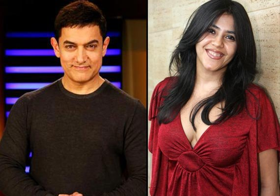 Don't Compare me with Aamir Khan – Ekta Kapoor