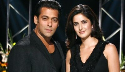 Salman khan Teases Katrina Kaif in Front Of Media