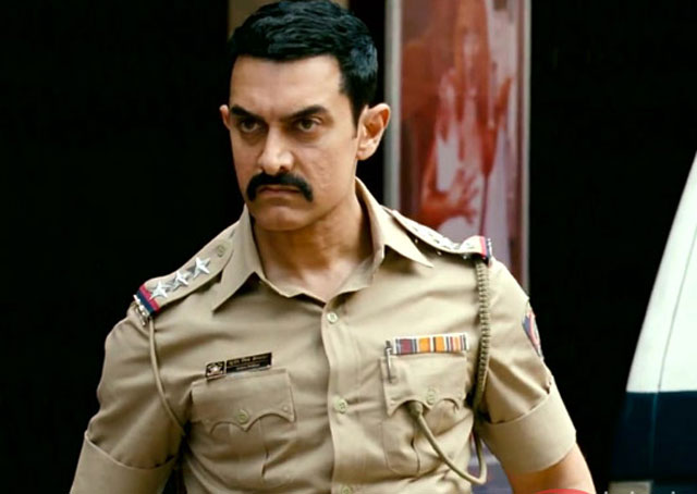 Aamir Khan's 'Talash' promotions