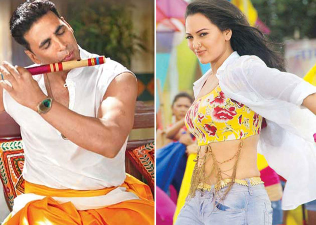 Sonakshi Sinha 's Item Number in Oh My God