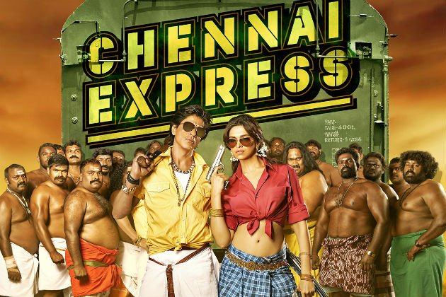 Chennai Express Sold for 105 Crores