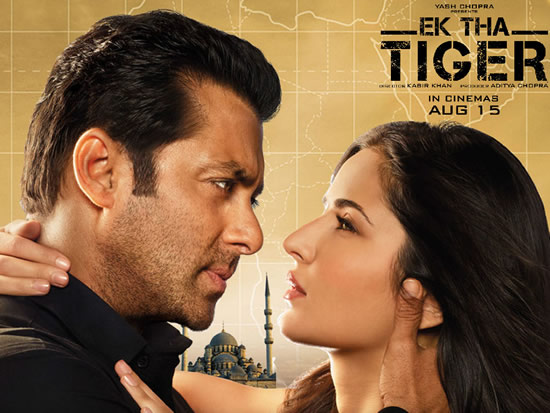 Ek Tha Tiger Worldwide Gross 300+ crore