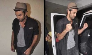 Ranbir Kapoor's 30th Birthday Bash Video