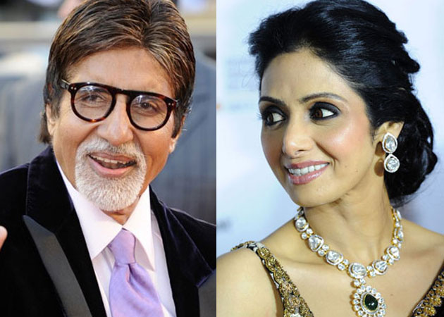 When Sridevi Left Amitabh Bachchan in Tears