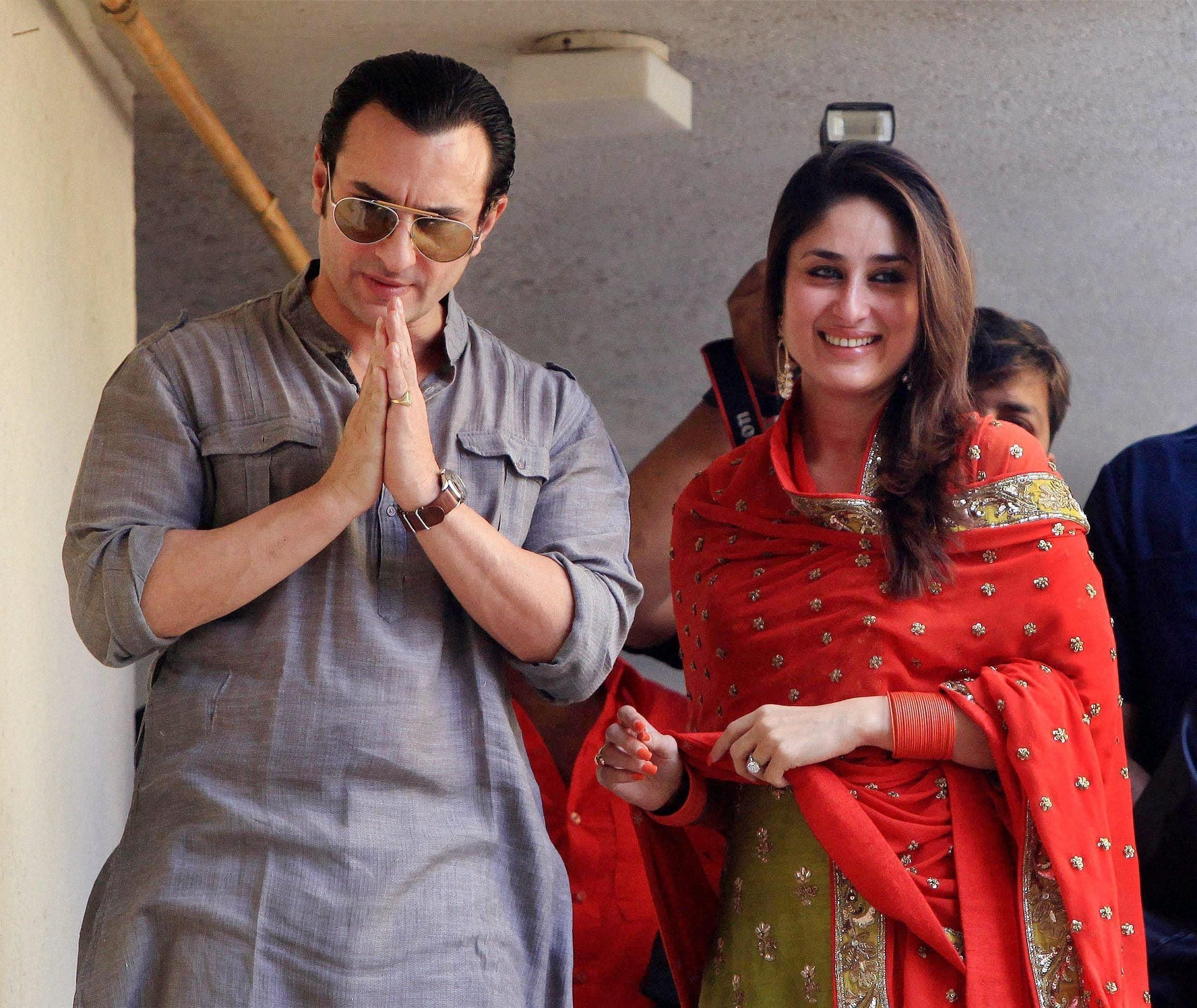 Saif Ali Khan - Kareena Kapoor Marriage is Anti-Islamic - Darul Uloom