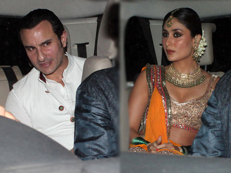 President of India Invited for Saif ali Khan - Kareena Kapoor Wedding