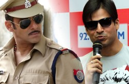 Vivek Oberoi and Salman Khan