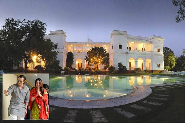 Pataudi Palace Finalized for Kareena Kapoor – Saif Ali Khan Wedding