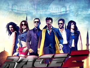 Race 2 Movie Trailer