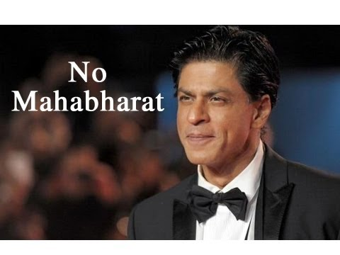 Shahrukh Khan Opted Out From Mahabharat Remake