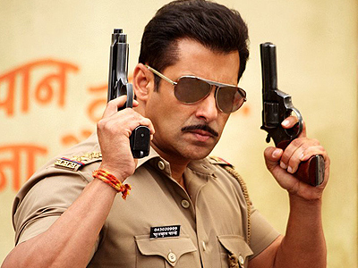 Dabangg 2 Opening Weekend Box Office Collection