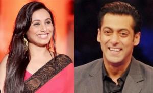 Salman Khan's reaction to Rani Mukherjee's marriage proposal