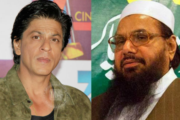 Shahrukh Khan Should Move To Pakistan Says Hafiz Saeed