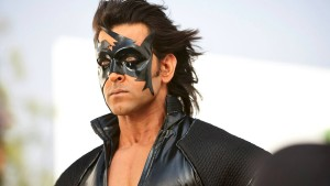 Hrithik Roshan talks about 'Krrish 3' Movie