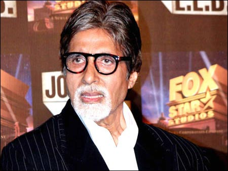 Amitabh Bachchan Gets Emotional On RGV'S The Attacks of 26/11
