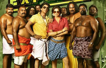 Shahrukh Khan and Rohit Shetty Designed My Lungi Look In Chennai Express - Deepika Padukone