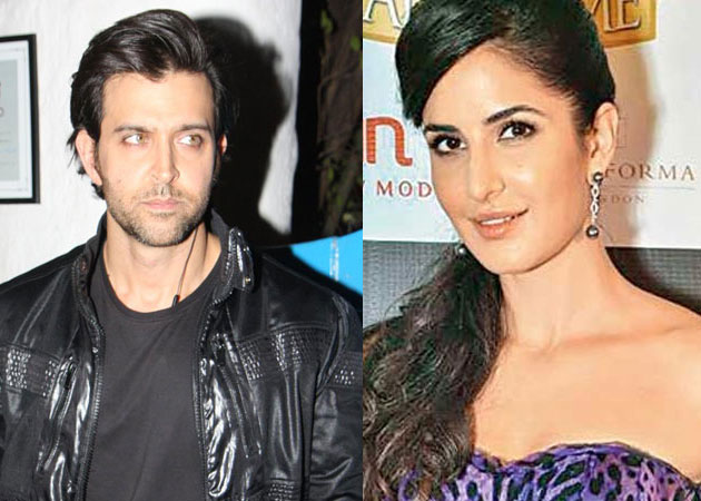 Katrina Kaif To Perform Bike Stunts With Hrithik Roshan In 'Knight And Day' Remake