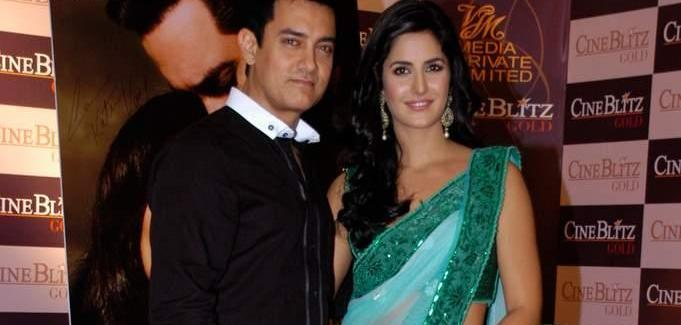 Aamir Khan and Katrina Kaif's 'Dhoom 3' in Swiss Alps