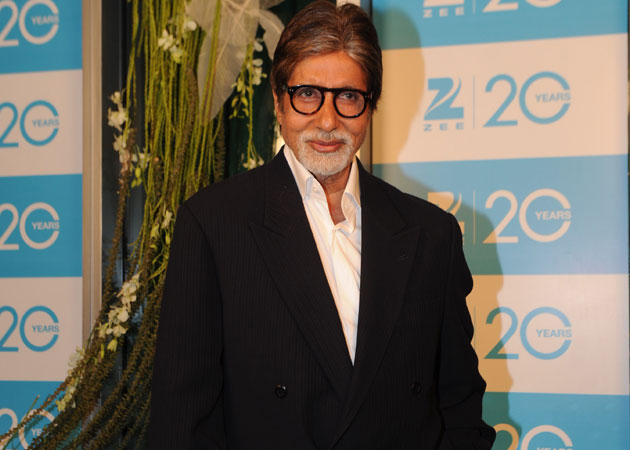 Amitabh Bachchan Wants to Become Journalist