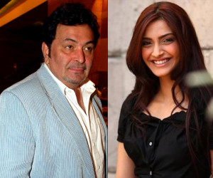 Rishi Kapoor to play Sonam Kapoor's father