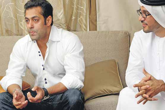 Salman Khan keen to buy a home in Dubai