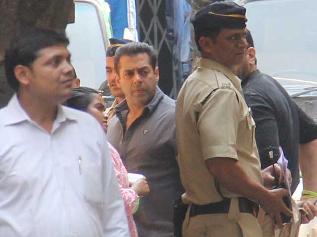 Salman Khan's to Appear in Court Today