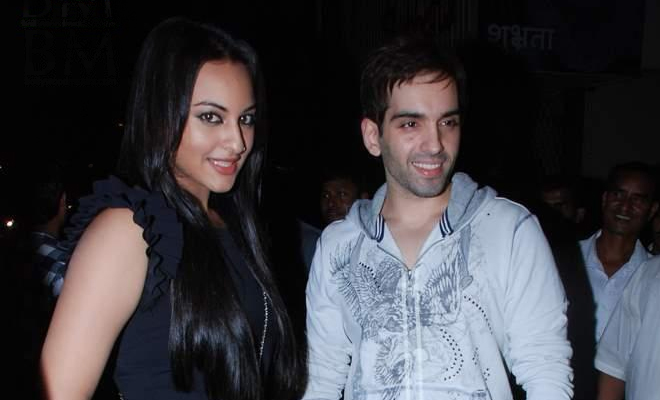 Sonakshi Sinha to Launch Brother Luv Sinha