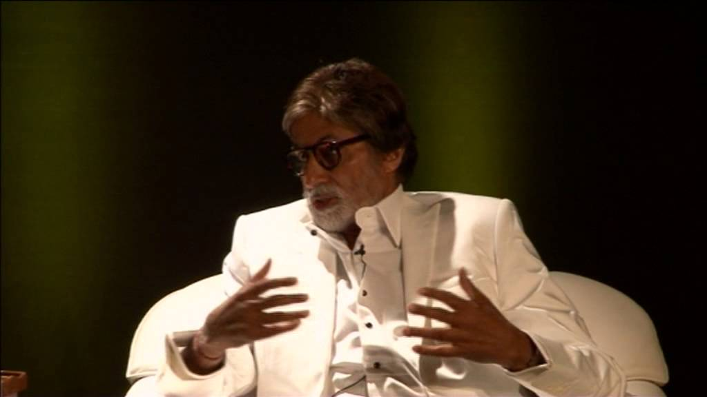 Video -Steven Spielberg In Conversation With Amitabh Bachchan