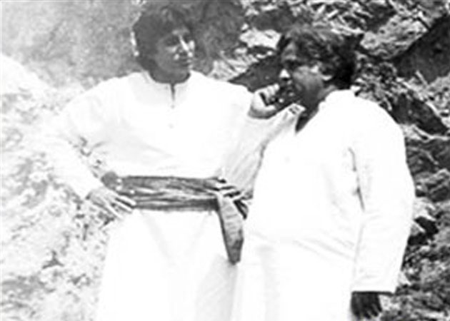 Amitabh Bachchan reveals Shashi Kapoor's 'Stick of Discipline