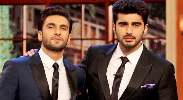 Arjun Kapoor is a Fun Guy - Ranveer Singh