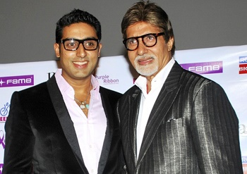Bally Sagoo's New Album With Amitabh Bachchan and Abhishek Bachchan