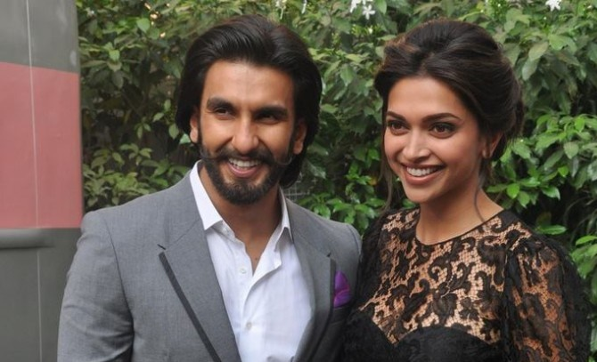 Ranveer Singh Finds Deepika Padukone The Most Desirable