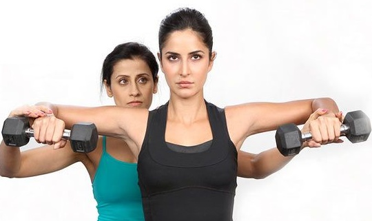 Katrina Kaif's Five Hour Workouts