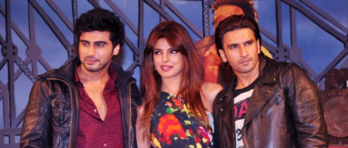 Ranveer Singh And Arjun Kapoor Miffed with Priyanka Chopra