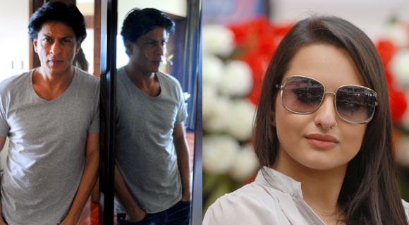 Sonakshi Sinha all set to clash with Shahrukh Khan