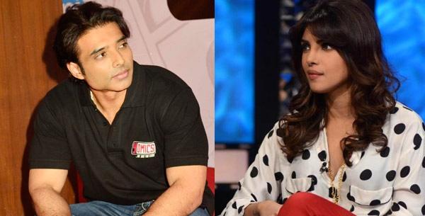 Uday Chopra To Priyanka Chopra's Rescue