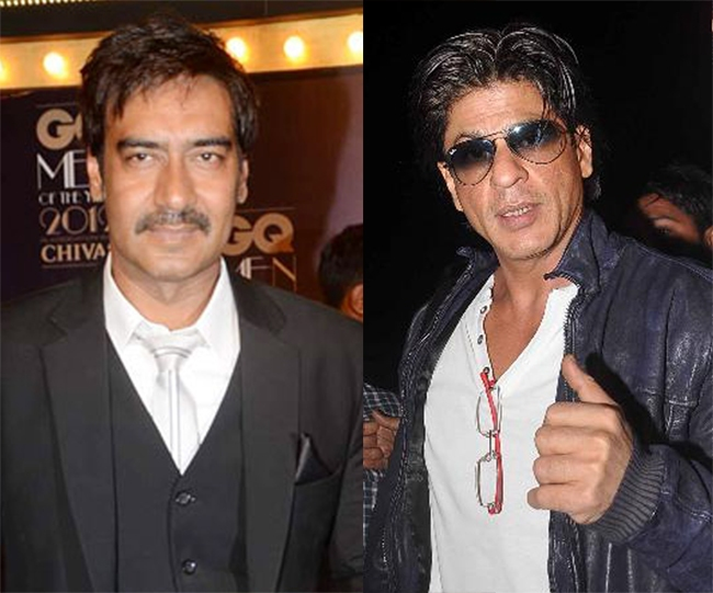 Shahrukh Khan is an Acquaintance - Ajay Devgan