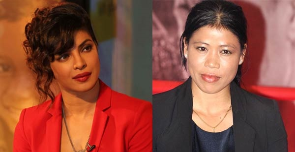 Priyanka Chopra to be Trained By Professionals for Mary Kom